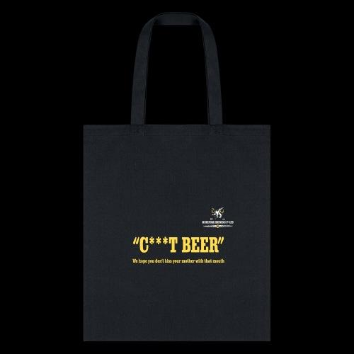 Morepork Brewing Craft Beer Logo - Tote Bag