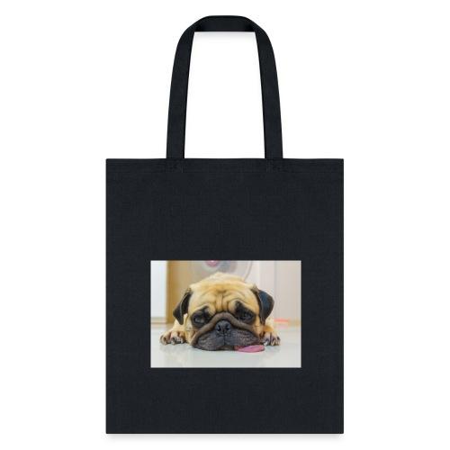 sick dog - Tote Bag