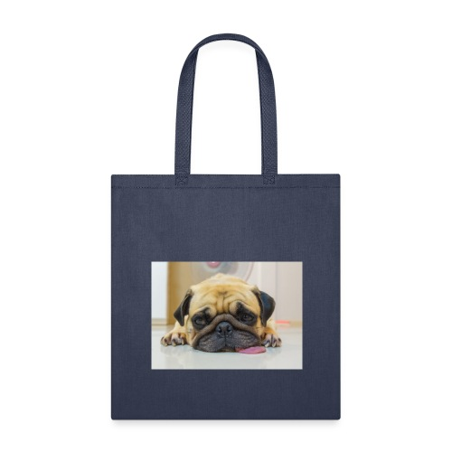 sick dog - Tote Bag