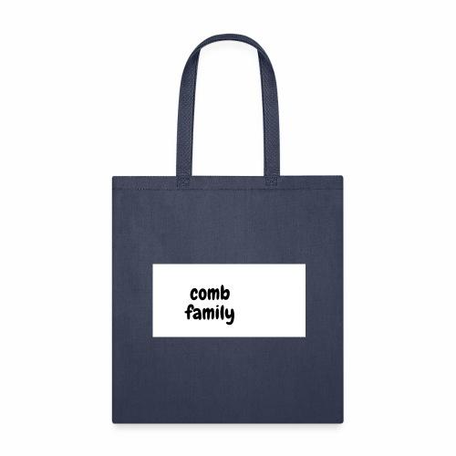 combs - Tote Bag