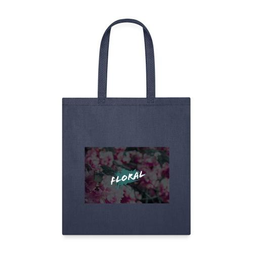 So Floral - Tote Bag