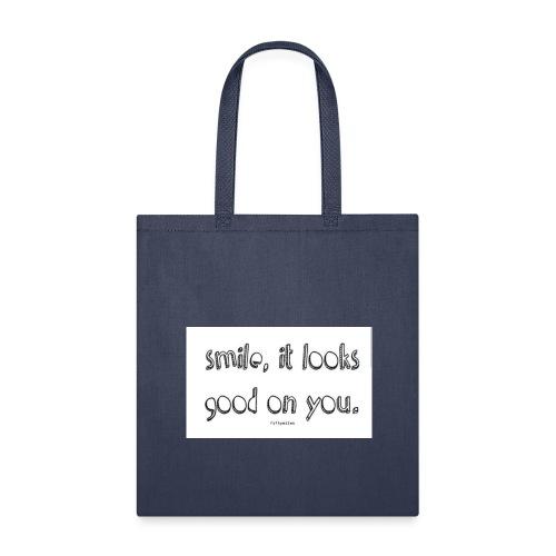 Smile - Tote Bag