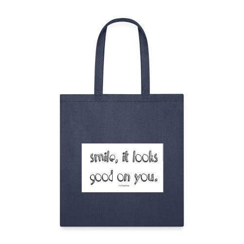 Smile - Tote Bag