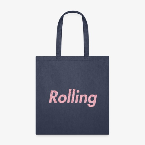 Rolling Donuts - Tote Bag