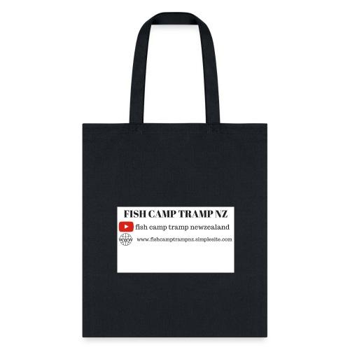 fctnz white shirt - Tote Bag
