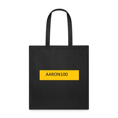 bold out gold AARON100 MERCHANDISE - Tote Bag