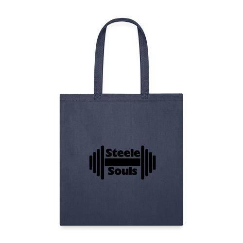 SteeleSouls | Classic Series Black - Tote Bag