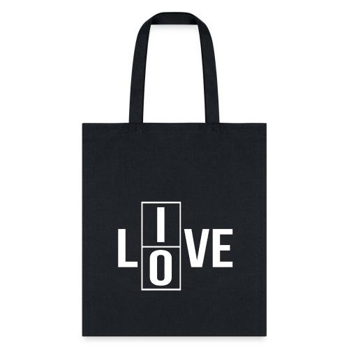 live love 2 - Tote Bag