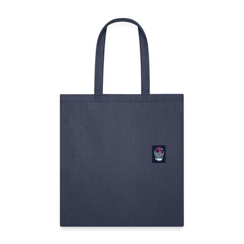 Flower skull - Tote Bag