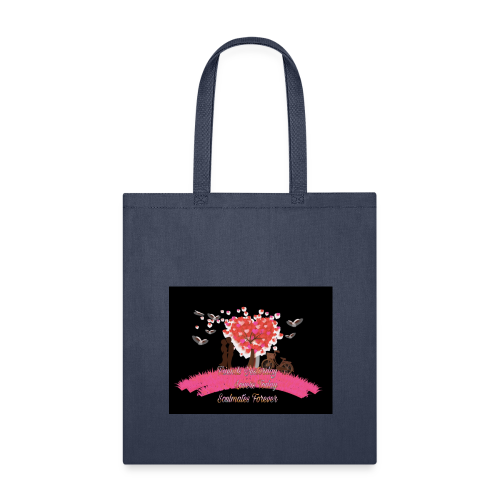 Couple fashion & accessories - Tote Bag