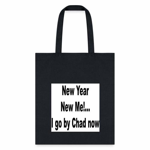 New Year New Me - Tote Bag