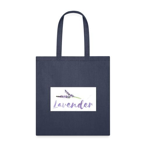 Lavender - Tote Bag