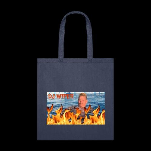 Wiper Pool Flamez - Tote Bag
