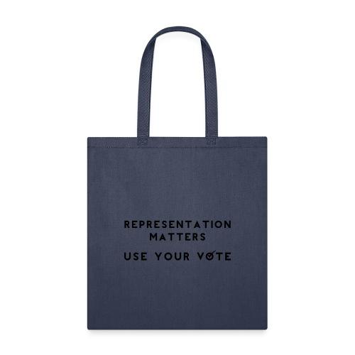 representation matters - Tote Bag