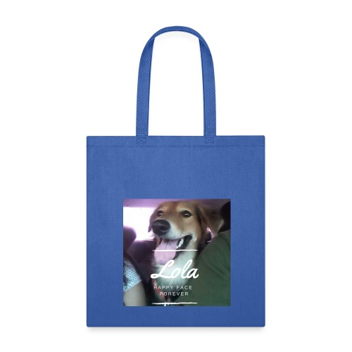 LOLA Happy Face - Tote Bag