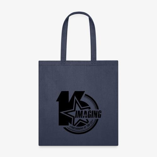 16 Badge Black - Tote Bag