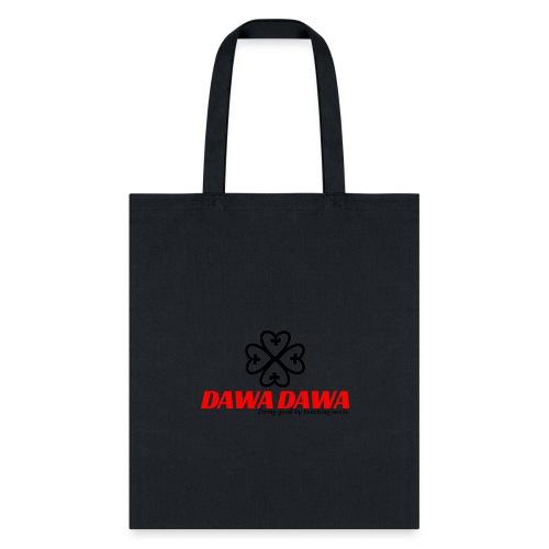 Dawa Dawa Logo - Tote Bag