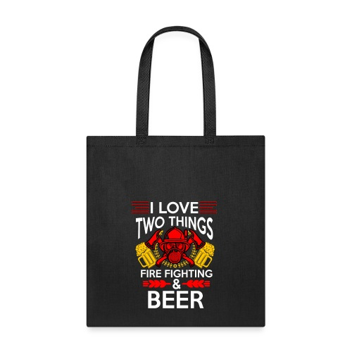 FIRE FIGHTER7 - Tote Bag