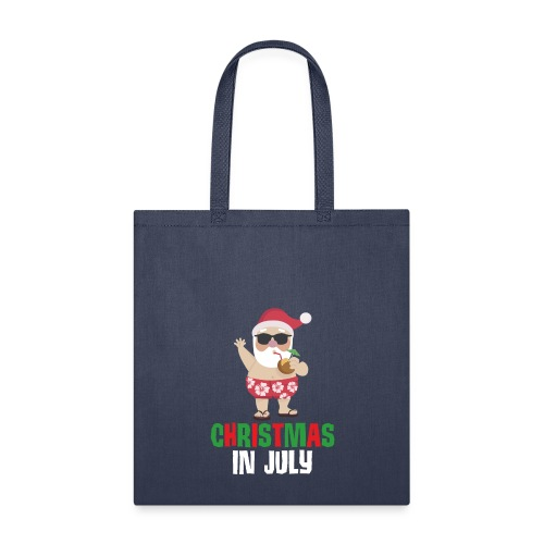 Christmas In July - Tote Bag