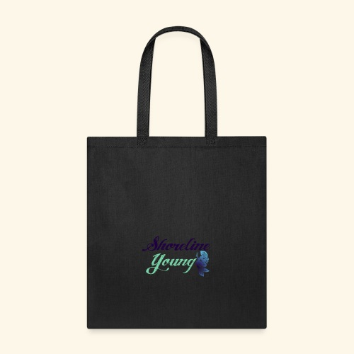 bluegreenshoreline - Tote Bag