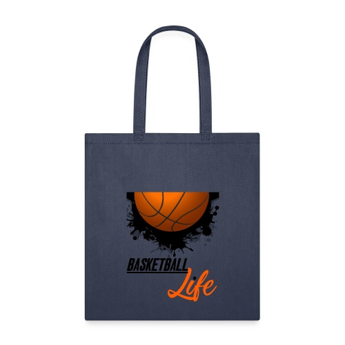 Basketball Sports T shirt lover - Tote Bag