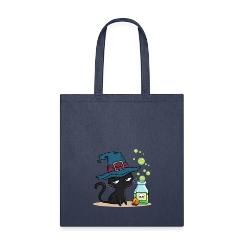 that macical cat - Tote Bag