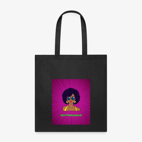 Fly Girl Purp - Tote Bag