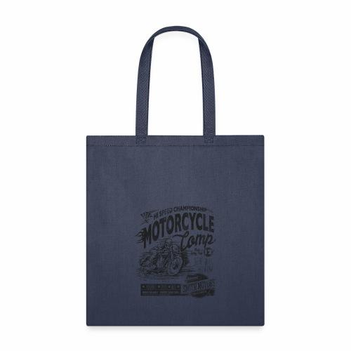 MOTORCYCLE LOVER TSHIRT - Tote Bag
