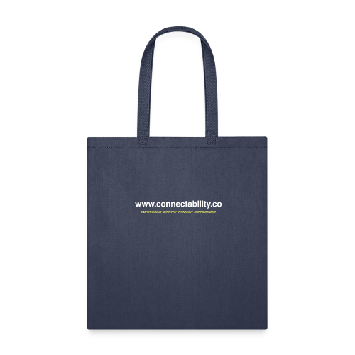 Connectability LLC Connections - Tote Bag