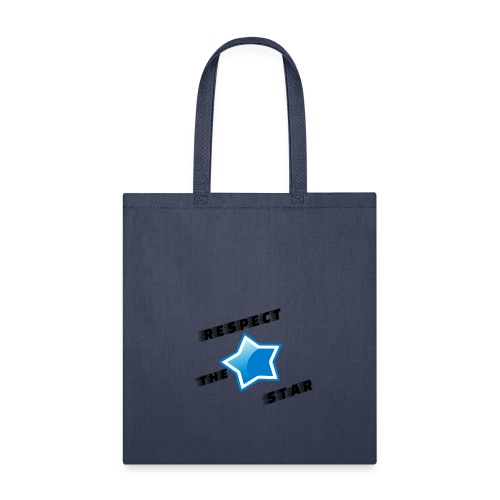 Respect the star! - Tote Bag