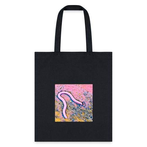 Trippie The Legless Lizard - Tote Bag