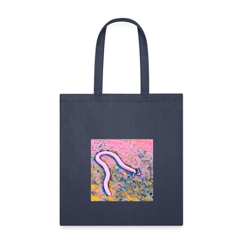 Trippie The Legless Lizard - Tote Bag
