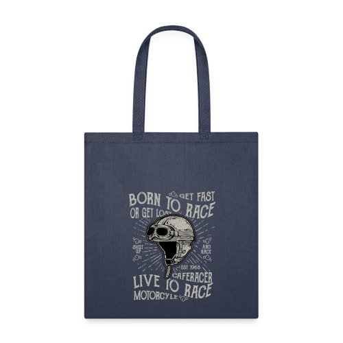 Born To Race 2 - Tote Bag