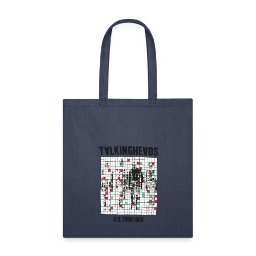 Talking Heads - Tote Bag