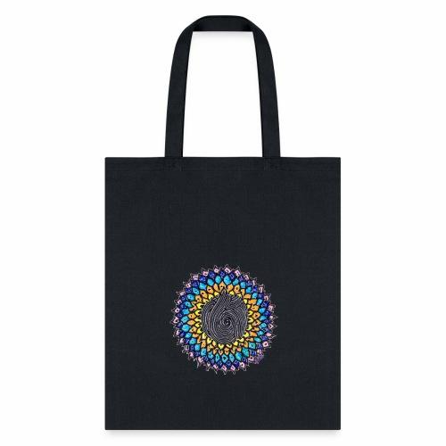 Petals zentangle - Tote Bag