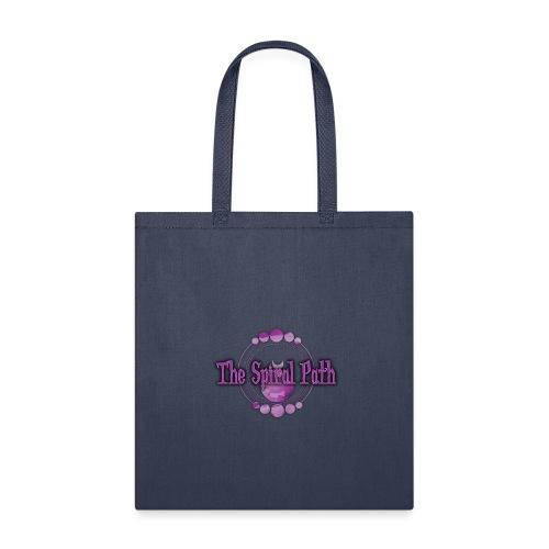 The Spiral Path - Tote Bag