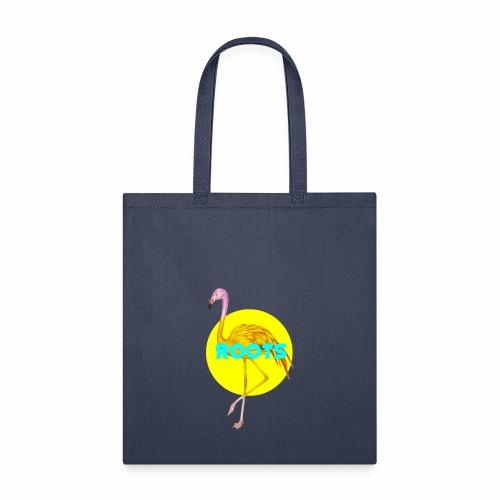 Flamingo Roots - Tote Bag