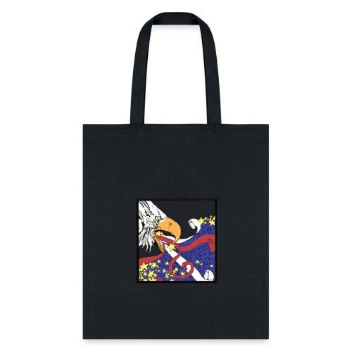 Eagle blah blah blah - Tote Bag