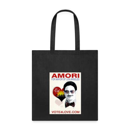 Amori for Mayor of Los Angeles eco friendly shirt - Tote Bag