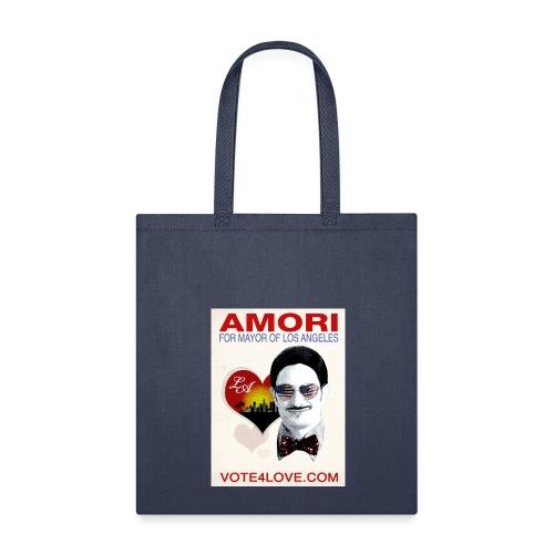 Amori for Mayor of Los Angeles eco friendly shirt - Tote Bag