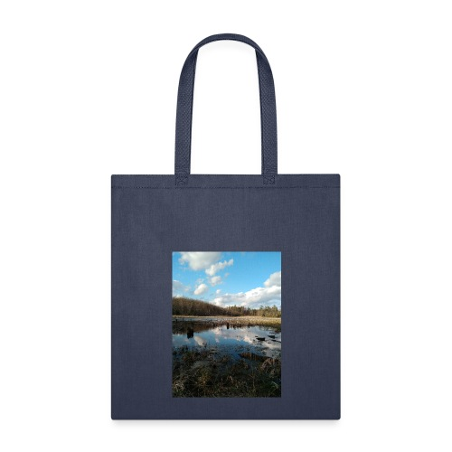 Vernor Road landscape - Tote Bag