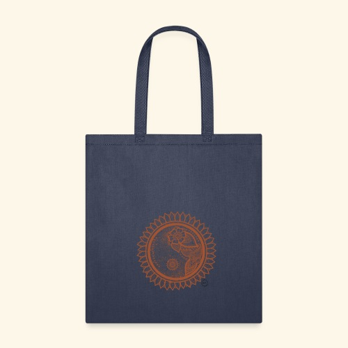 Sunflower Yin yang - Tote Bag