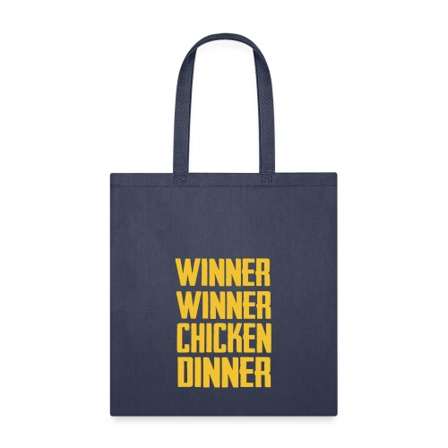 PUBG Chicken Dinner - Tote Bag