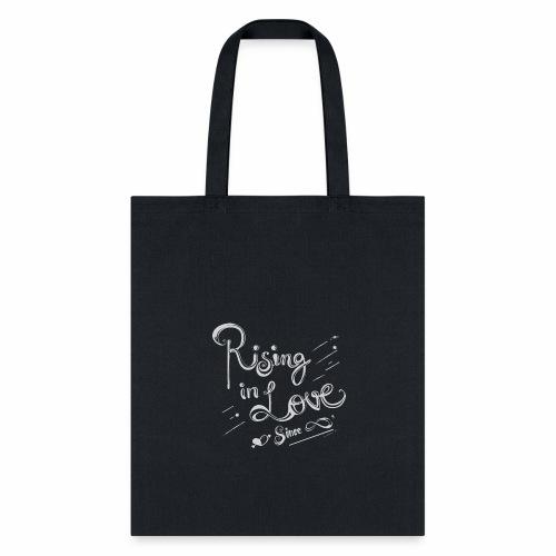 rising in love - Tote Bag