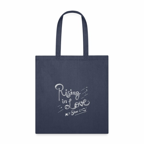 rising in love - Tote Bag