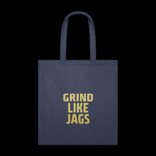 GrindLike Jags Logo - Tote Bag