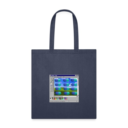 Desire windows xp paint edition - Tote Bag