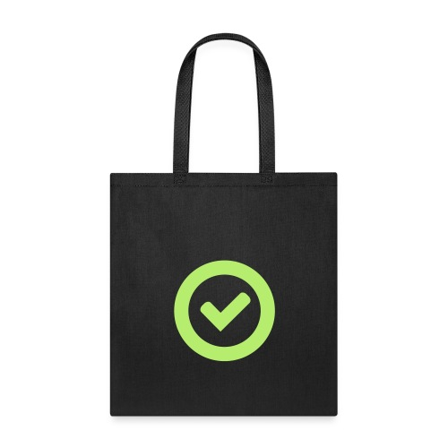Check - Tote Bag