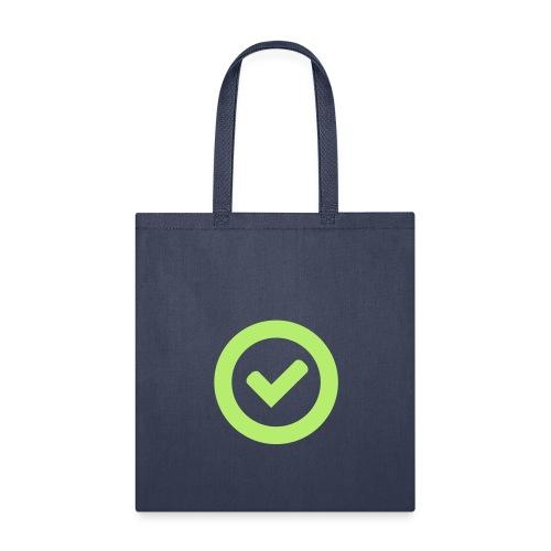 Check - Tote Bag