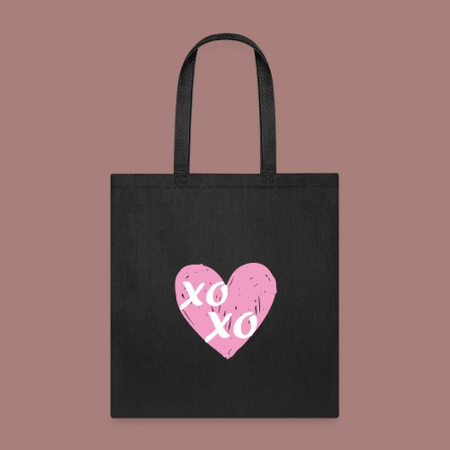 xoxodesignlogo 03 - Tote Bag